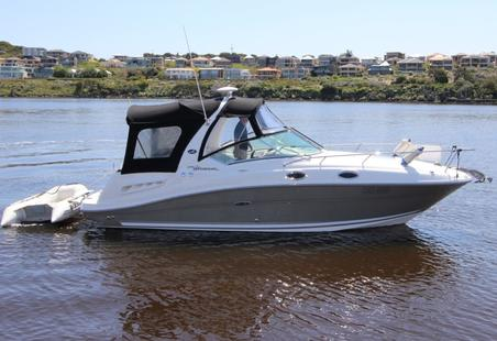 2007 Sea Ray 275 Sundancer