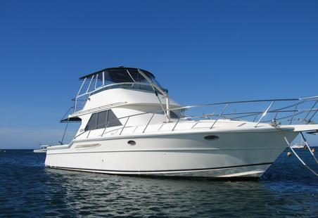 1998 Thomascraft 4300 Flybridge