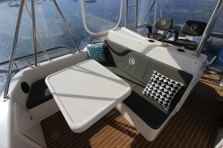 Riviera 43 ext to 45ft